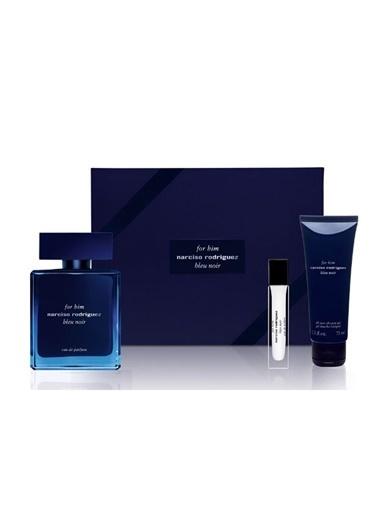 Narciso Rodriguez Bleu Noir For Him Edp 100 Ml + Edp 10 Ml + Shaver Gel 75 Ml Renksiz